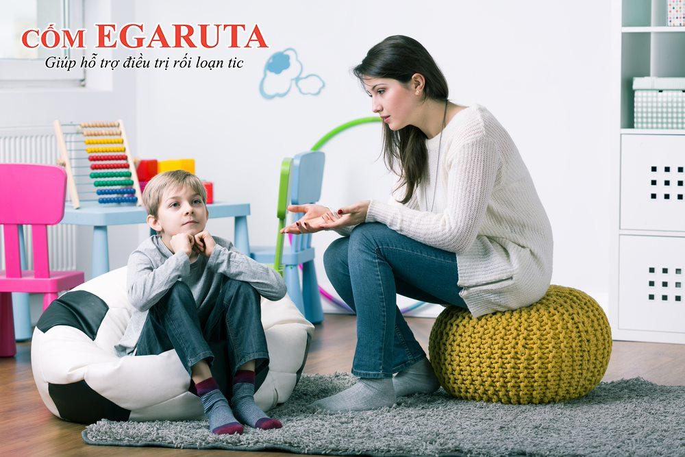 Đảo ngược thói quen mang lại nhiều hiệu quả tích cực cho trẻ rối loạn tic